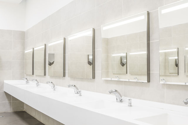 Image of Clean Faucet From Jenco Contract Cleaners